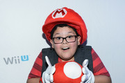 Rico Rodriguez arrives at the Nintendo Hosts Wii U Experience In Los Angeles on September 20, 2012 in Los Angeles, California.