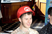 Nolan Gould puts his gaming skills to the test playing Mario Kart 8 Deluxe on Nintendo Switch at the Variety Studio at Comic-Con 2018 on July 20, 2017 in San Diego, CA