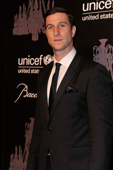 Pablo Schreiber attends The Ninth Annual UNICEF Snowflake Ball at Cipriani, Wall Street on December 3, 2013 in New York City.