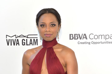 Nischelle Turner 26th Annual Elton John AIDS Foundation's Academy Awards Viewing Party - Arrivals