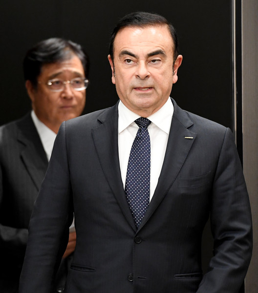 nissan and renault chairman carlos ghosn to take over as. Black Bedroom Furniture Sets. Home Design Ideas