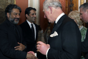 Nitin Ganatra The Prince Of Wales And Duchess Of Cornwall Host A British Asian Trust Dinner At Buckingham Palace