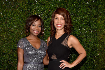 Nne Ebong Arrivals at the 66th Annual Primetime Emmy Awards