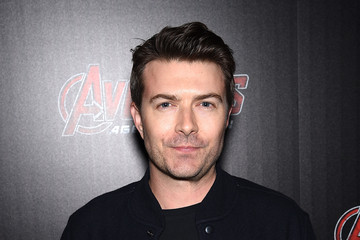 Noah Bean The Cinema Society Screening Of Marvel's 'Avengers: Age of Ultron' - Arrivals