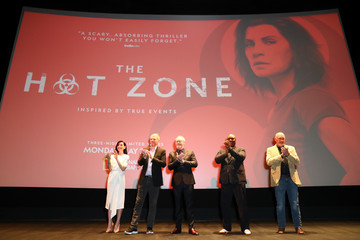 Noah Emmerich National Geographic Premiere Of 'The Hot Zone'