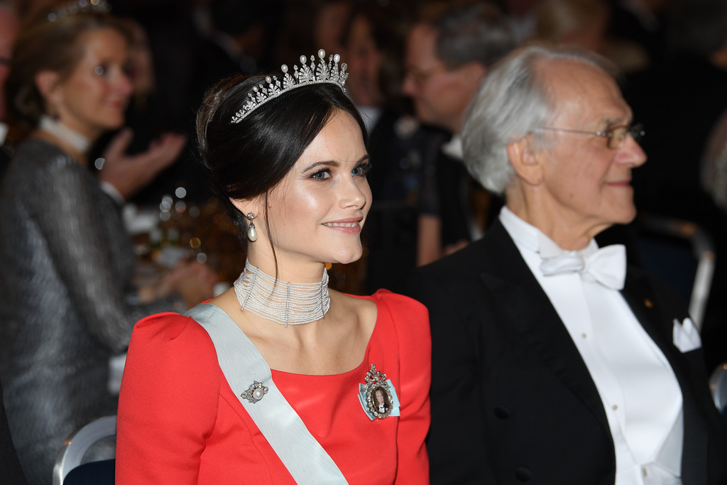 We can't help but wonder if Sofia The First was inspired by this real-life Princess Sofia!