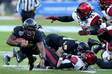Noble Hall Lockheed Martin Armed Forces Bowl - San Diego State v Army