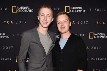 Noel Fisher 2017 Summer TCA Tour - National Geographic Party