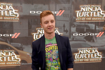 Noel Fisher 'Teenage Mutant Ninja Turtles: Out of the Shadows' NYC Premiere