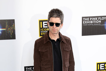 Noel Gallagher Pink Floyd Exhibition: Their Mortal Remains - Red Carpet Arrivals