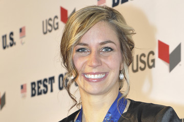 Noelle Pikus-Pace US Olympic Committee Best of US Awards