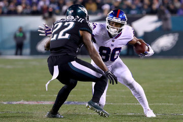 Nolan Carroll New York Giants v Philadelphia Eagles