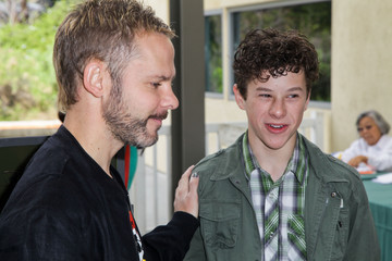 Nolan Gould Wild Things With Dominic Monaghan Season Two Premiere