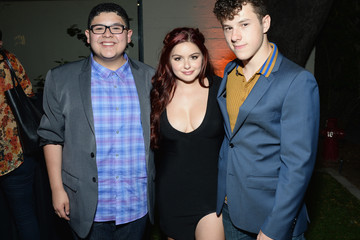 Nolan Gould Rico Rodriguez ABC's 'Modern Family' ATAS Emmy Event - After Party