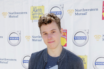 Nolan Gould 2018 LA Loves Alex's Lemonade