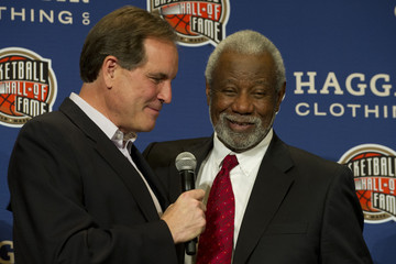 Nolan Richardson Naismith Memorial Basketball Hall of Fame