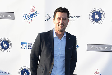 Nomar Garciaparra Los Angeles Dodgers Foundation Blue Diamond Gala - Arrivals