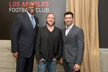Nomar Garciaparra Major League Soccer Awards New Los Angeles Club