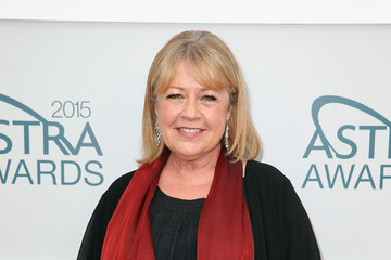 Noni Hazelhurst Arrivals at the ASTRA Awards