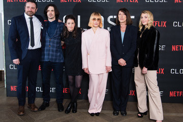 Noomi Rapace 'Close' Special Screening - Red Carpet Arrivals