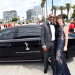 Nora Chavooshian Audi Arrivals at the 66th Primetime Emmy Awards