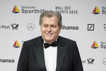 Norbert Haug Ball Des Sports - German Sports Gala 2018