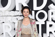 Maggie Gyllenhaal attends the Nordstrom NYC Flagship Opening Party on October 22, 2019 in New York City.