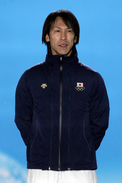 Noriaki Kasai Pictures - Medal Ceremony - Winter Olympics Day 9 - Zimbio