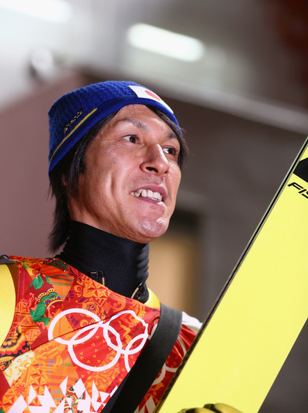 Noriaki Kasai Pictures - Ski Jumping - Winter Olympics Day 2 - Zimbio