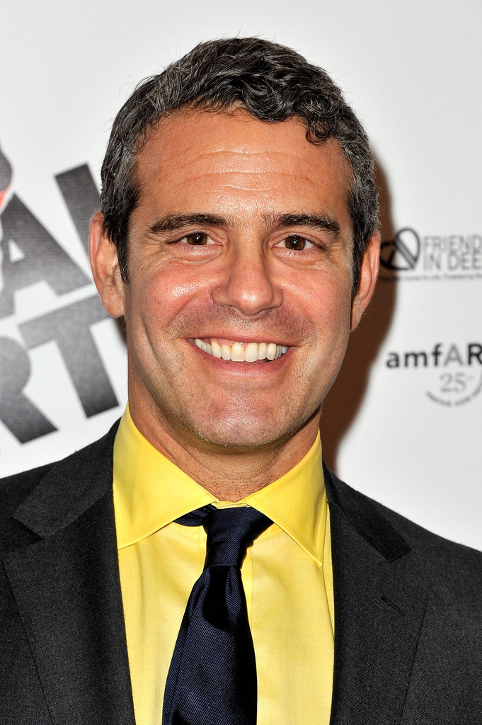 """Rodger Mcfarlane Andy Cohen in """"Th..."""