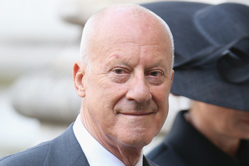 Norman Foster Memorial Service Held for David Frost