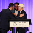 Norman Lear The Paley Honors: A Special Tribute To Television's Comedy Legends - Inside