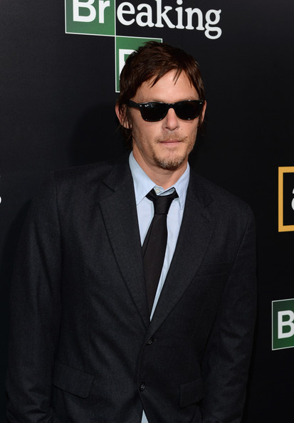 Norman Reedus Actor Norman Reedus attends AMC s  quot Breaking Bad quot  Season    Norman Reedus