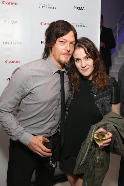 Who is norman reedus dating