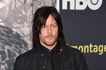 Norman Reedus Premiere Of HBO Documentary Films' 'Kurt Cobain: Montage Of Heck' - Arrivals