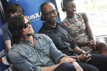 Norman Reedus SiriusXM's Entertainment Weekly Radio Channel Broadcasts from Comic-Con 2015