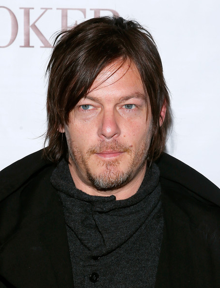 Norman Reedus Actor Norman Reedus attends the  quot Stoker quot  New York    Norman Reedus