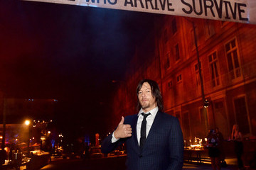 Norman Reedus 'The Walking Dead' Premiere Afterparty