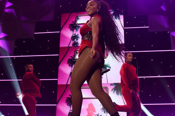 Normani The 9th Annual Streamy Awards - Inside