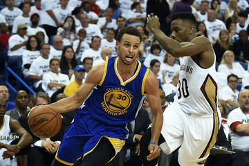 Norris Cole Golden State Warriors v New Orleans Pelicans - Game Four