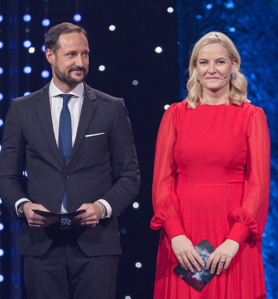 Prince Haakon Magnus of Norway