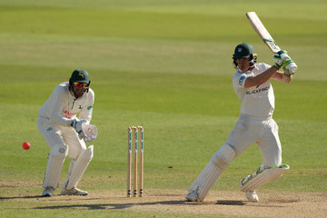 Ben Cox Nottinghamshire v Worcestershire - Specsavers County Championship Division One