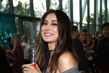 Noureen DeWulf Premiere Of AwesomenessTV's New Show 'All Night'