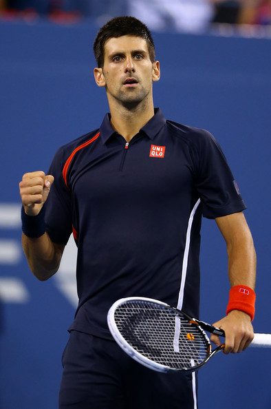 Novak Djokovic - 2012 US Open - Day 11