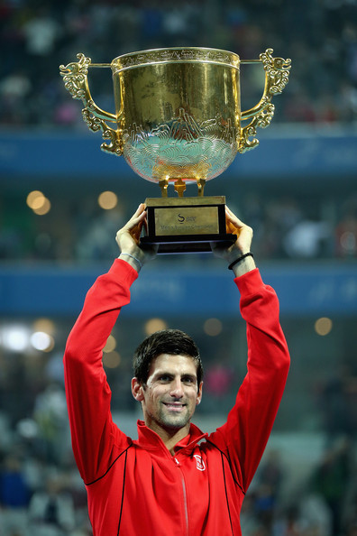 Novak Djokovic - 6 - Page 3 Novak+Djokovic+2013+China+Open+Day+Nine+81VBuang9ucl