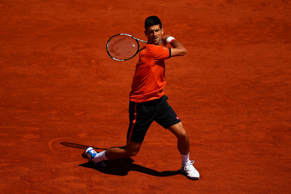 Novak Djokovic moves into Rome semis with win over Juan Martin del Potro