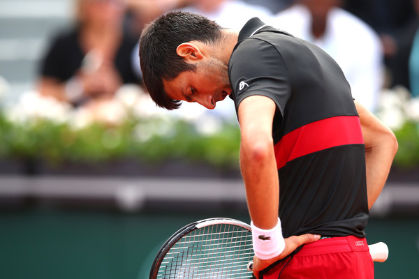Novak Djokovic Doubtful For Wimbledon After French Open Exit