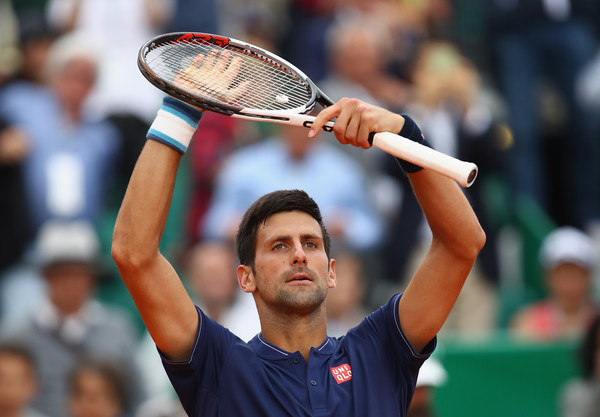 Monte-Carlo Day Two: Djokovic not quite himself yet