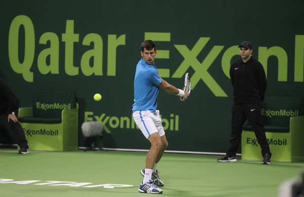 Djokovic Tops Murray in Thriller Doha Final