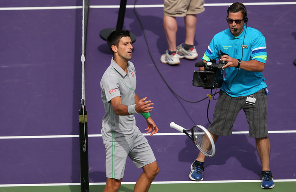 Novak+Djokovic+Sony+Open+Day+15+ZrW5Yfnb